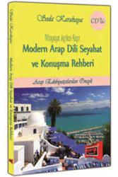 Yargı Yayınları - Modern Arap Dili Seyahat ve Konuşma Rehberi CD li