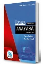 Modus Yayınları - Modus Yayınları 2020 KPSS Şifreli Pratik Anayasa Ders Notları