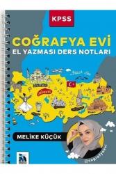 Modus Yayınları - Modus Yayınları 2021 KPSS Coğrafya Evi El Yazması Ders Notları