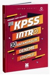 Modus Yayınları - Modus Yayınları 2021 KPSS Vatandaşlık İntro 30 Deneme