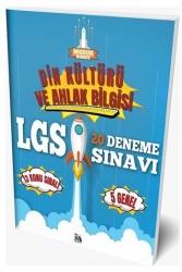 Modus Yayınları - Modus Yayınları 8. Sınıf LGS Din Kültürü ve Ahlak Bilgisi Roket 20 Deneme