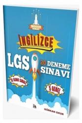 Modus Yayınları - Modus Yayınları 8. Sınıf LGS İngilizce Roket 20 Deneme
