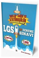 Modus Yayınları - Modus Yayınları 8. Sınıf LGS İnkılap Tarihi ve Atatürkçülük Roket 20 Deneme