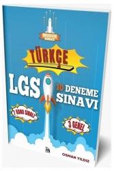Modus Yayınları - Modus Yayınları 8. Sınıf LGS Türkçe Roket 10 Deneme