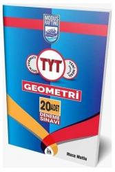 Modus Yayınları - Modus Yayınları TYT Rafting Geometri 20 Deneme