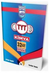 Modus Yayınları - Modus Yayınları TYT Rafting Kimya 32 Deneme