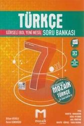 Mozaik Yayınları - Mozaik Yayınları 7. Sınıf Türkçe Soru Bankası