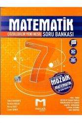 Mozaik Yayınları - Mozaik Yayınları 7.sınıf Matematik Soru Bankası