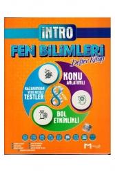 Mozaik Yayınları - Mozaik Yayınları 8. Sınıf Fen Bilimleri İntro Defter Kitap