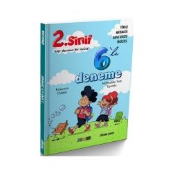 Mürekkep Yayınları - Mürekkep Yayınları 2. Sınıf 6 Deneme