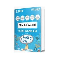 Mürekkep Yayınları - Mürekkep Yayınları 8. Sınıf Fen Bilimleri Soru Bankası