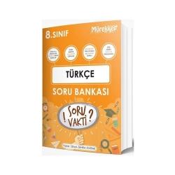 Mürekkep Yayınları - Mürekkep Yayınları 8. Sınıf Türkçe Soru Bankası
