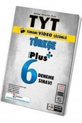 Mutlak Değer Yayınları - Mutlak Değer Yayınları TYT Türkçe Video Çözümlü 6 Plus Deneme