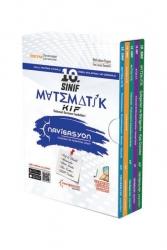 Navigasyon Yayınları - Navigasyon Yayınları 10. Sınıf Matematik Kademeli İlerleme Fasikülleri Soru Bankası Seti