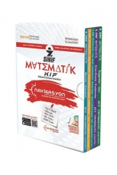 Navigasyon Yayınları - Navigasyon Yayınları 9. Sınıf Matematik Kademeli İlerleme Fasikülleri Soru Bankası Seti