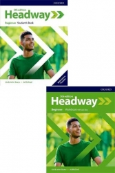 Oxford Üniversity Press - ​​New Headway Beginner Students Book + Workbook Without Key 5th Edition