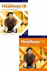 Oxford Üniversity Press - ​​​New Headway Pre Intermediate Students Book + Workbook Without Key 5th Edition