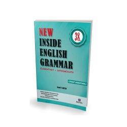 Nova Basın Yayın Dağıtım - Nova Yayınları New İnside English Grammar Elementary İntermediate