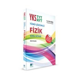 Nihat Bilgin Yayıncılık - Nihat Bilgin Yayınları YKS TYT Fizik Tamamı Çözümlü Soru Kitabı