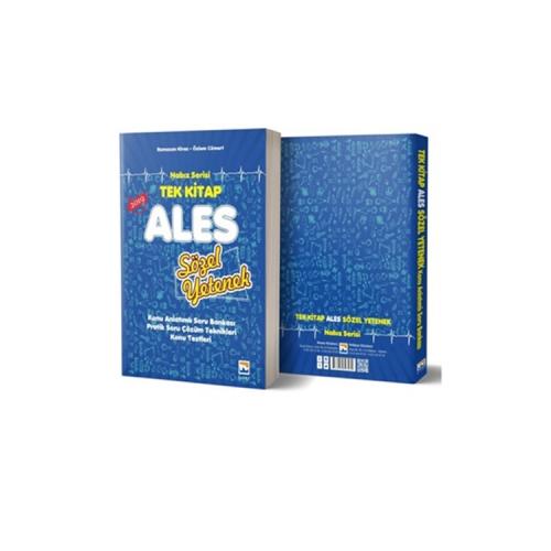 Nisan Kitabevi ALES Sözel Yetenek Konu Anlatımlı Soru Bankası