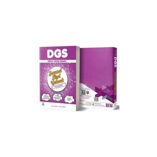 Nisan Kitabevi DGS Sayısal Sözel Yetenek Konu Anlatımlı Soru Bankası