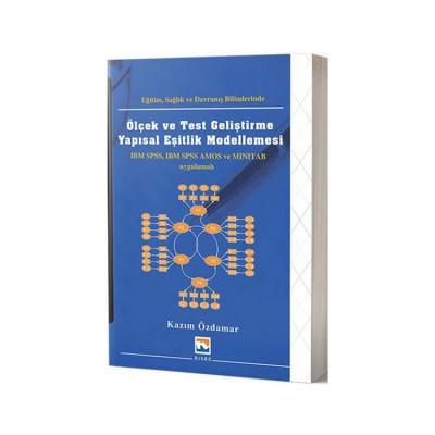 Nisan Kitabevi Ölçek ve Test Geliştirme - Yapısal Eşitlik Modellemesi