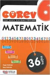 Nitelik Yayınları - Nitelik Yayınları 6. Sınıf Matematik Görev Yeni Nesil Çalışma Föyleri