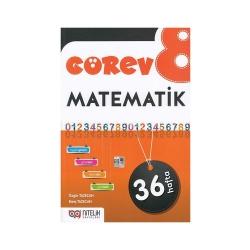 Nitelik Yayınları - Nitelik Yayınları 8. Sınıf Görev Matematik Soru Bankası