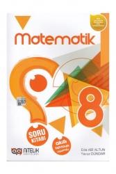 Nitelik Yayınları - Nitelik Yayınları 8. Sınıf Matematik Soru Kitabı