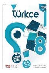 Nitelik Yayınları - Nitelik Yayınları 8. Sınıf Türkçe Soru Kitabı