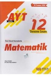 Nitelik Yayınları - Nitelik Yayınları AYT Matematik Özel 12 Deneme Sınavı
