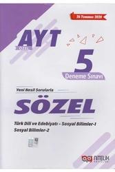 Nitelik Yayınları - Nitelik Yayınları AYT Sözel Özel 5 Deneme Sınavı