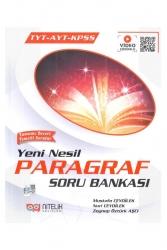 Nitelik Yayınları - Nitelik Yayınları TYT AYT KPSS Paragraf Soru Bankası