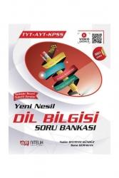 Nitelik Yayınları - Nitelik Yayınları TYT AYT KPSS Yeni Nesil Dil Bilgisi Soru Bankası