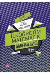 Nobel Yayınevi - Nobel Yayınları 2020 ÖABT İlköğretim Matematik Öğretmenliği Detaylı Konu Anlatımı