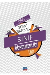 Nobel Yayınevi - Nobel Yayınları 2020 ÖABT Sınıf Öğretmenliği Soru Bankası
