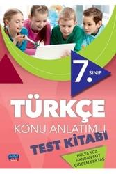Nobel Yayınevi - Nobel Yayınları 7. Sınıf Türkçe Konu Anlatımlı