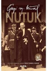 Alfa Yayınları - Nutuk Alfa Yayınları