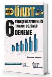 Yekta Özdil - ÖABT Türkçe Öğretmenliği 6 Deneme Çözümlü Yekta Özdil