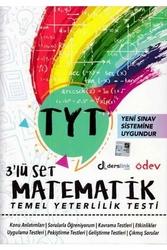 Ödev Yayınları - Ödev Yayınları TYT Matematik 3 lü Set
