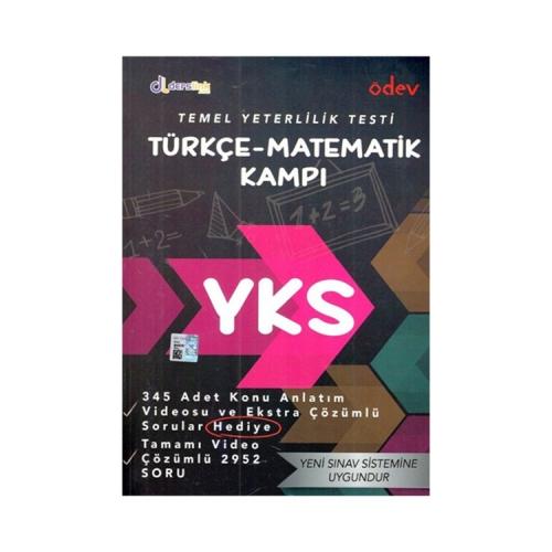 Ödev Yayınları YKS TYT Türkçe Matematik Kampı