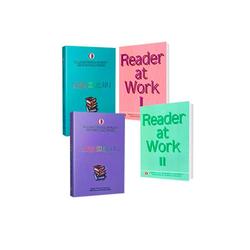 ODTÜ Yayıncılık - Odtü Yayıncılık Reader at Work 1-2 + More To Read 1-2 Set 4 Kitap