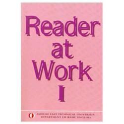 ODTÜ Yayıncılık - Odtü Yayıncılık Reader at Work 1