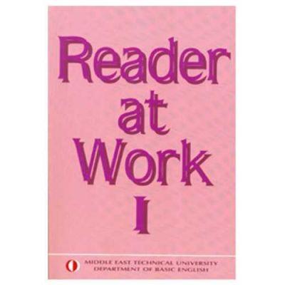 Odtü Yayıncılık Reader at Work 1