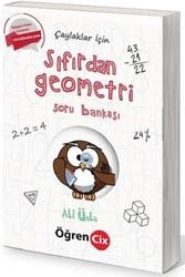 Öğrencix Yayınları - Öğrencix Yayınları Çaylaklar İçin Tamamı Video Çözümlü Sıfırdan Geometri