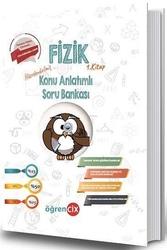 Öğrencix Yayınları - Öğrencix Yayınları YKS Fizik 1. Kitap Konu Anlatımlı Soru Bankası