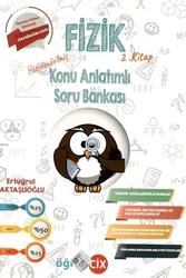 Öğrencix Yayınları - Öğrencix Yayınları YKS Fizik 2. Kitap Konu Anlatımlı Soru Bankası