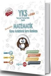 Öğrencix Yayınları - Öğrencix Yayınları YKS Matematik 1. Kitap Konu Anlatımlı Soru Bankası