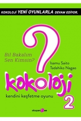 Okuyan Us Yayınları - Okuyan Us Yayınları Kokoloji 2 Bil Bakalım Sen Kimsin?