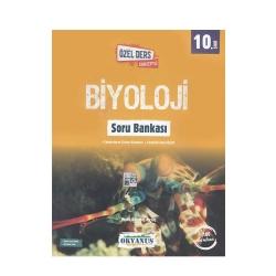 Okyanus Yayınları - Okyanus Yayınları 10. Sınıf Biyoloji Özel Ders Konseptli Soru Bankası